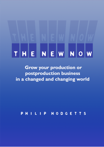 The New Now by Philip Hodgets